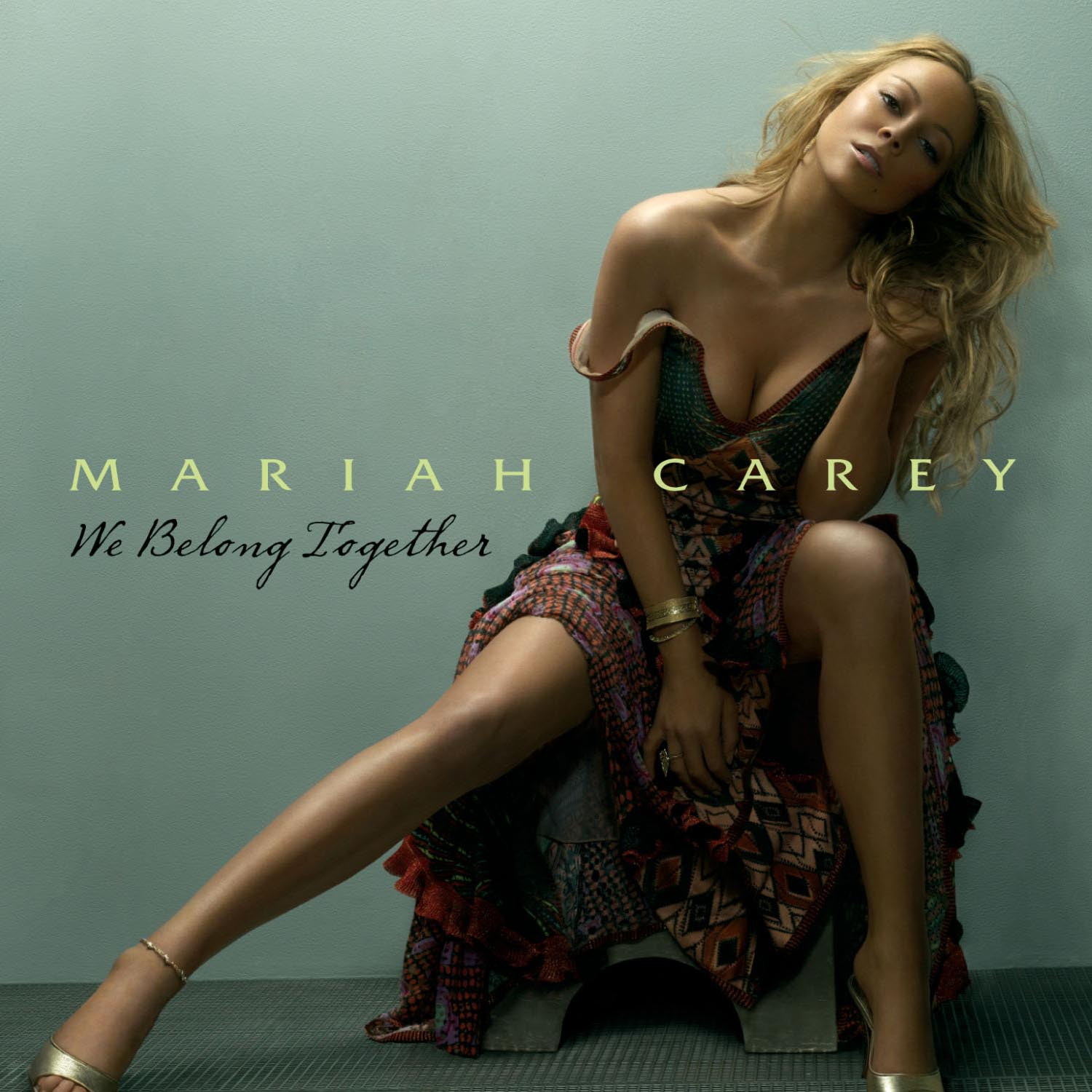 Even from the demo, I really felt something special - - Mariah Carey