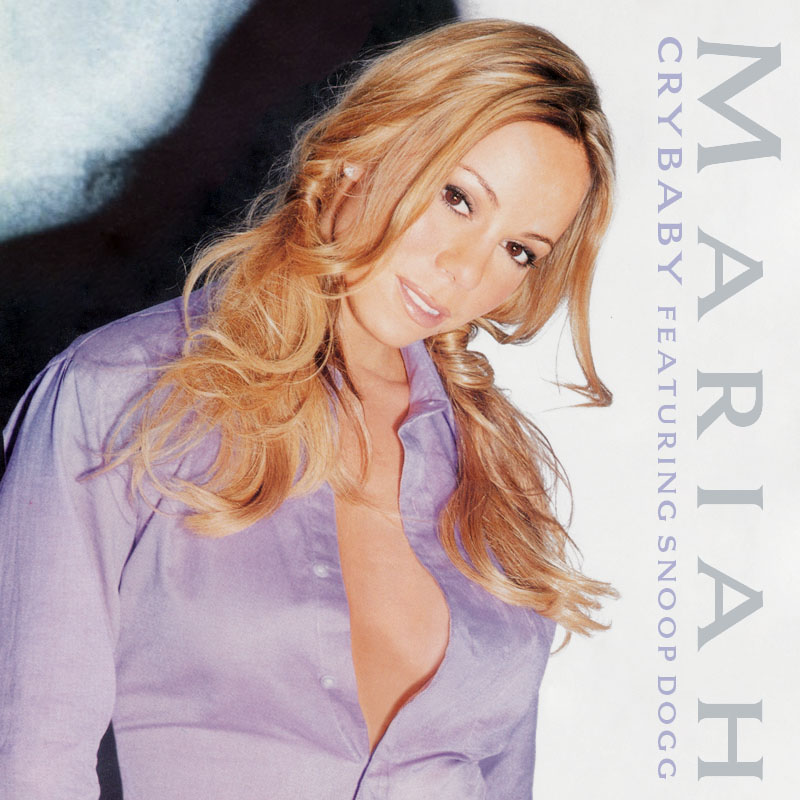 I was going to call it 'Crybaby/Insomniac' and I should have, because that's my theme song - - Mariah Carey