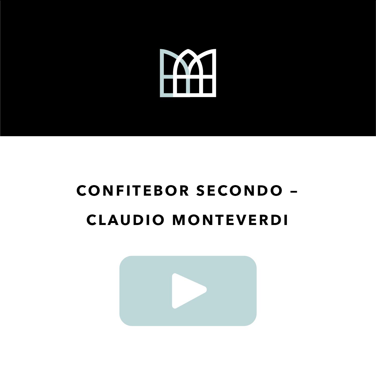 Confitebor Secondo - Claudio Monteverdi