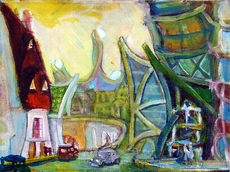 Town Square 12 x 16 2012 acrylic on canvas.jpg