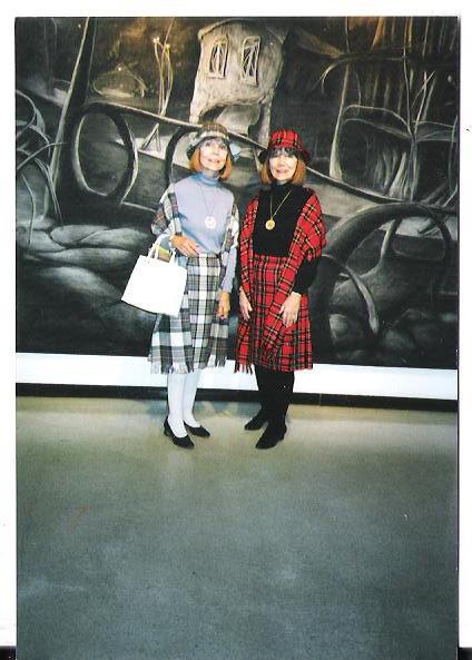 Diane and Marylin Massey secrataries from Warner Bros.1995.jpg