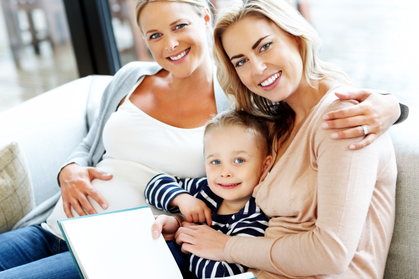 How do lesbians have kids?