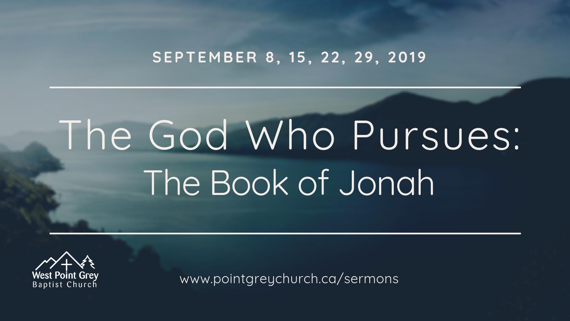 September 8 - 29, 2019
