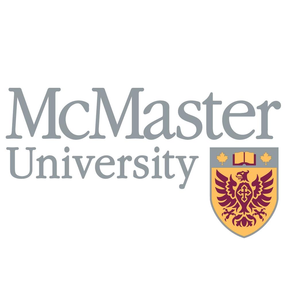 McMaster University   Faculty Advisor:   Chris Puskas  Chapter Director: Scott Martin