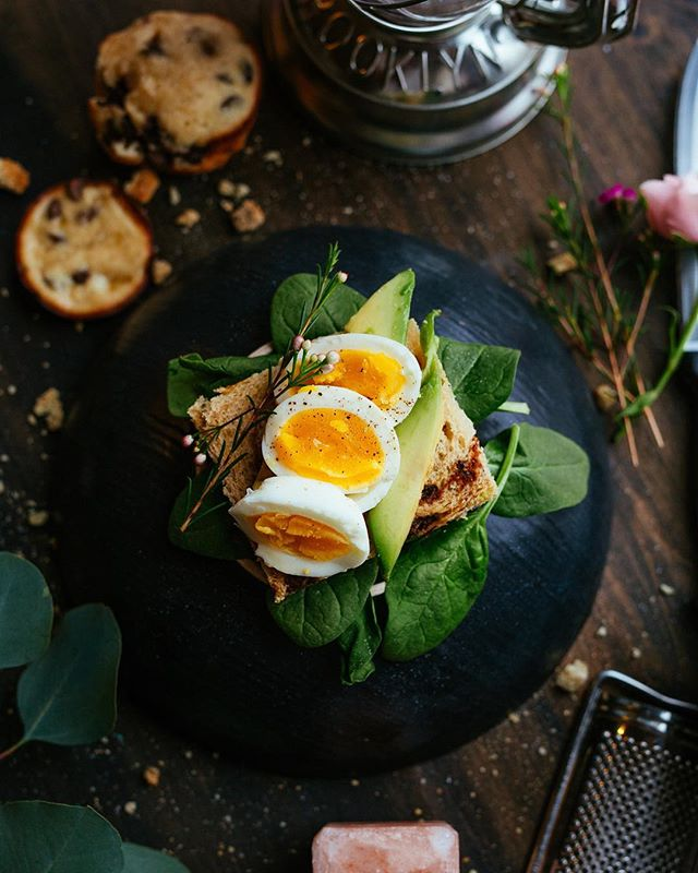 What is Easter without the eggs? Highly recommend adding these to your brunch plate tomorrow. Eggs are a great source of protein—plus vitamin D + vitamin A+ vitamin B2+ vitamin B12 + folate + iodine. Happy #Easter weekend! #bodyfitsd #sandiego #littleitalysd