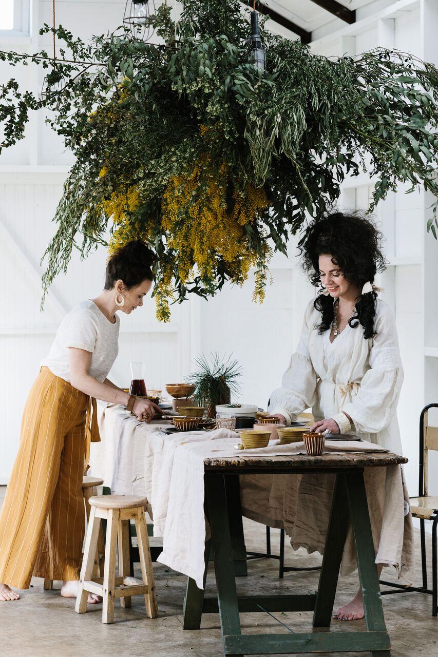 Belle Hemming Bright + Lynda Gardener