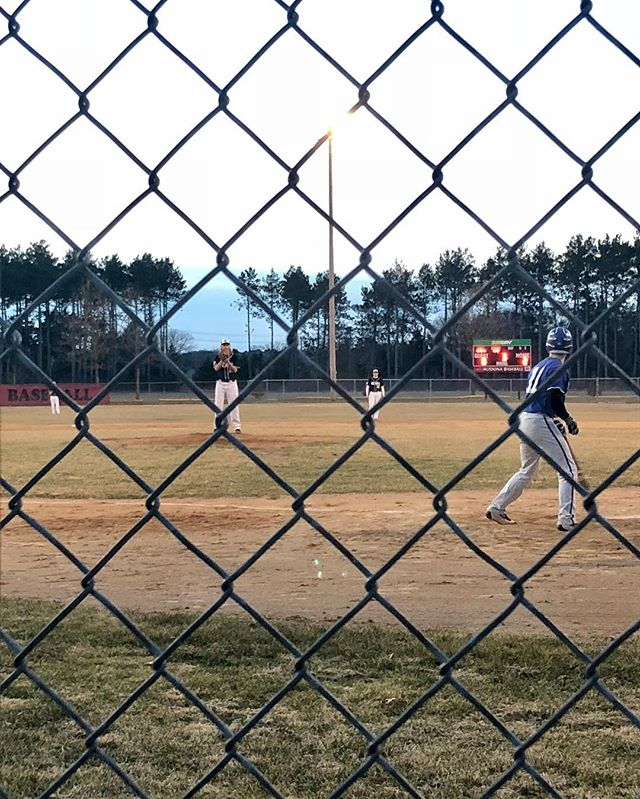 Bears win their season opener with a late game 2 out rally and come out ahead 10-4 over the Brill Millers to start the season! Go Bears! . . . #eauclaire #eauclairebears #crbl #captureec #baseball #gochippewafalls #altoona #instasports #boysofspring⚾️ #baseballplayer #baseballseason #seasonopener