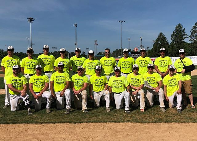 Thank you to everyone who came out to the first annual Billy Noss Memorial Day game, and to the volunteers that made it possible!