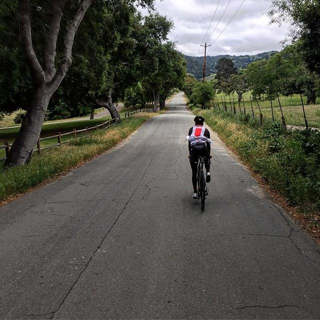 @gossinki got to see the worst pavement in Santa Barbara County and I got to stare at his butt for 5 hours. Euro Pacing for Euro Racing... #offseasonmetgosse #crossiscoming  #crossisboss #roadslikethere #fromwhereiride
