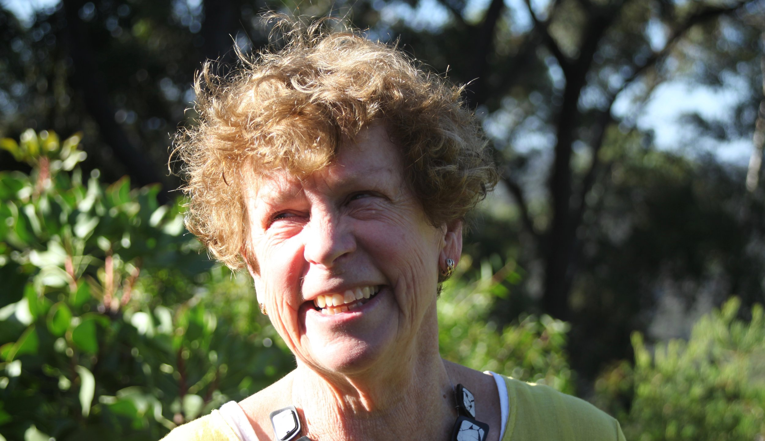 Susanne Rix, Founder of the Edible Garden Trail