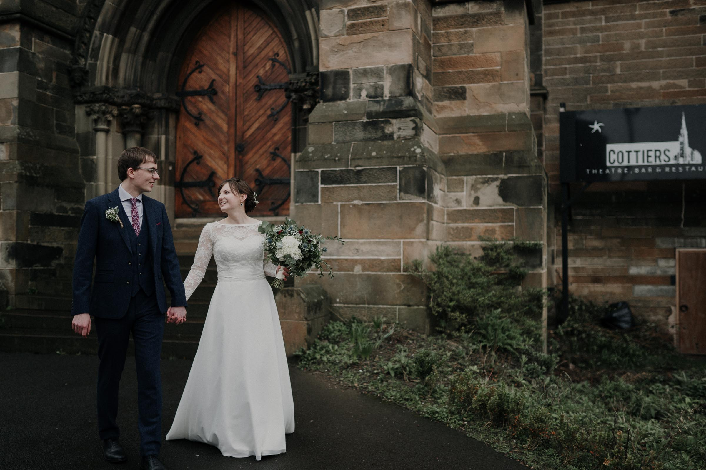 cottiers theatre wedding photographer