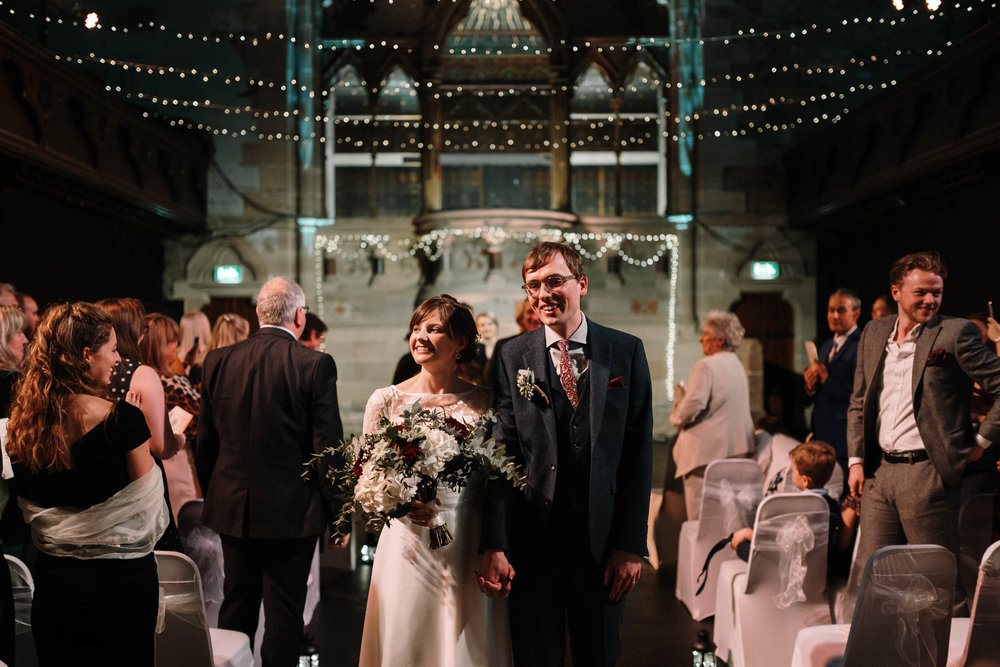 Cottiers - I absolutely love Cottiers! If you're looking for a Glasgow-based city wedding venue, this is one you must pay attention to. Beautifully decorated and absolutely charming! Check out some photos from Emily & Michael who were married here earlier this year.
