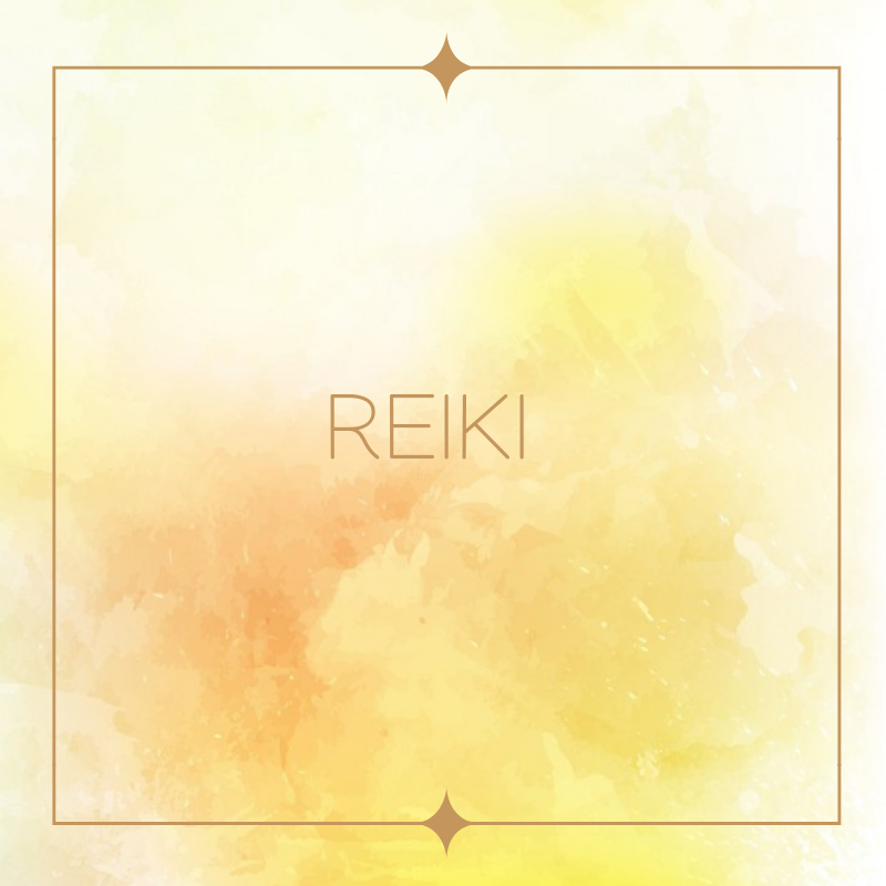 Reiki Healing Victoria