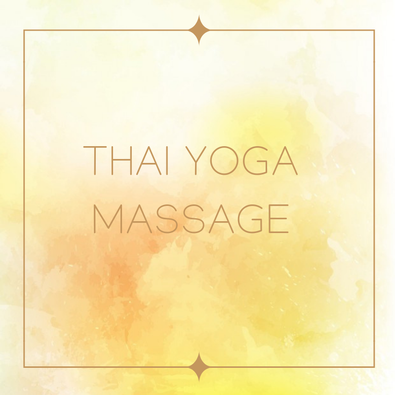 Thai Yoga Massage Victoria