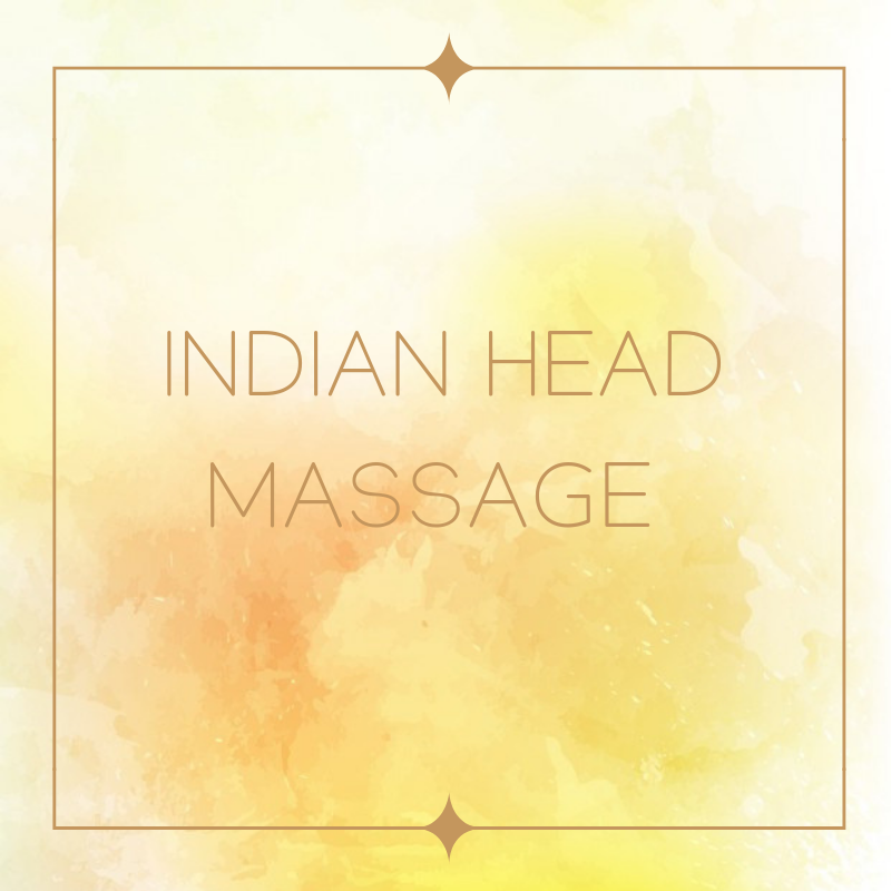 Indian head massage Victoria