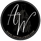 Artfully Wed Badge