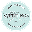Dream Weddings.co Badge