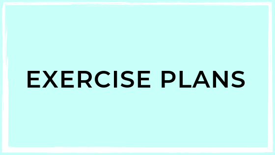 Discover the simplicity and joy of exercise using the ten exercise plans included with the program - Click the box to review and download the plans.