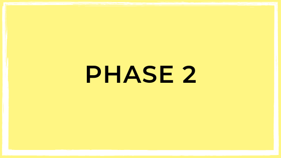 Phase 2 - Mindset - Now that you've created your support team, you'll prime your mindset for lasting change in Phase 2. Mastering your mindset will take you places you never thought possible.