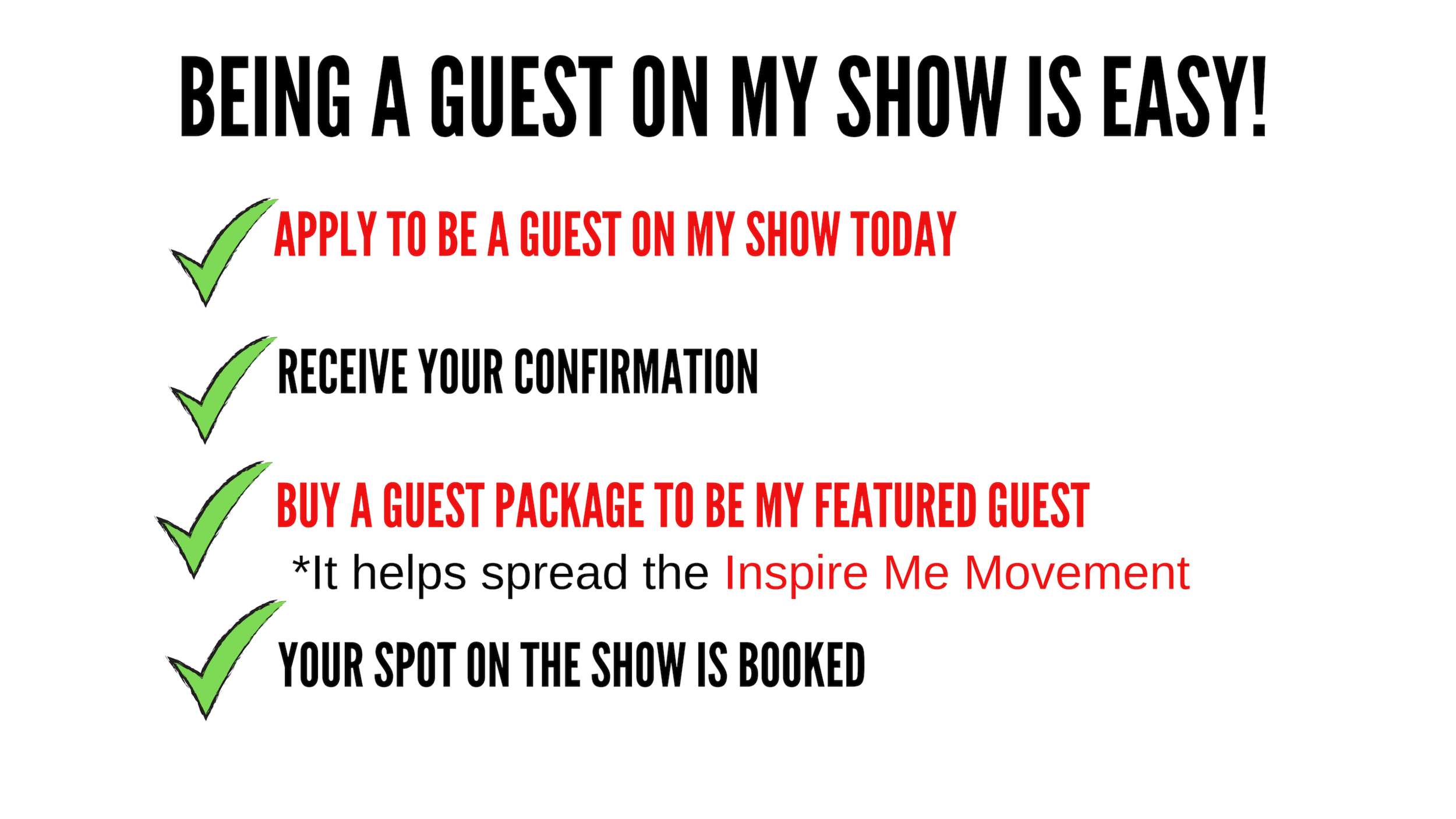 BEING A GUEST ON MY SHOW IS EASY!.png