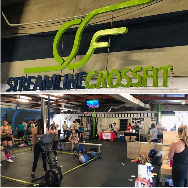 What an experience to be a part of @streamlinecrossfit #powerhour this morning!🏋🏻♂️Ya'll killed it!💥Speaking with everyone was an absolute joy and we look forward to seeing everyone at a future blood draw event! 🧬DM us to see how you can #biohack your life! . . . #loveyourbody #crossfit #biohackingbytesting #health #wellness #autoimmune #cardiac #sunsoutgunsout #sunsoutbunsout  #fitness #workoutmotivation #biohack #guthealth #hormoneimbalance #timerestrictedeating #diabetes #aging #diseaseprevention #liveinspired #regenerativemedicine #intermitantfasting #liveyourbestlife #impacthealthlabs