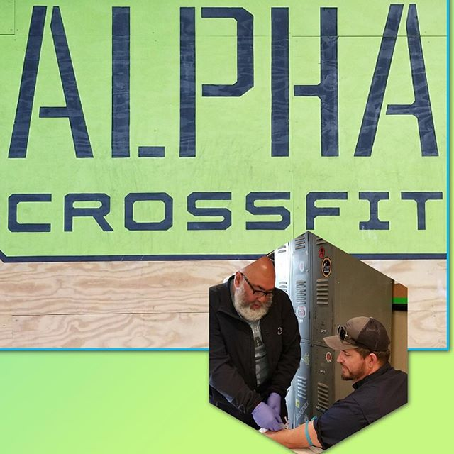 Yesterday was such a pleasure to be back at @alphacrossfit_ ! 🌞 Seeing all of our friends and new faces was a treat. 🥰 Moving forward, we are so excited to get into the 🔬 lab and start processing these samples to start #biohacking some lives! 🍃 . . . #loveyourbody #crossfit #biohackingbytesting #health #wellness #autoimmune #cardiac #sunsoutgunsout #sunsoutbunsout  #fitness #workoutmotivation #biohack #guthealth #hormoneimbalance #timerestrictedeating #diabetes #aging #diseaseprevention #liveinspired #regenerativemedicine #intermitantfasting #liveyourbestlife #impacthealthlabs