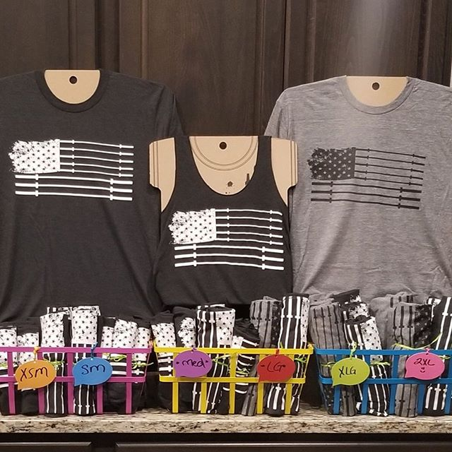 A week has passed since we celebrated America's birthday; but showing love for our #starspangledbanner doesn't have to end with the holiday!  Look for @impacthealthlabs shirts and tanks featuring an artistic take of America's #starsandbars at our upcoming events!! Quality is our number one priority, so we take time to ensure they are made for active people!  @alpha_iron knows the shirt printing business and we give them a huge shoutout for creating our shirts! They are sweat-wicking and perfect for time in the sun or to wear during your gym's WOD!  We are offering these form fitting shirts FREE to those who sign up for our 6-panel tests, or at a minimal charge.  Come check us out to get your #america fix! 🇺🇸 . . . . #healthoptimization #crossfit #biohackingbytesting #health #wellness #autoimmune #cardiac #holistic #fitness #workoutmotivation #biohack #guthealth #hormoneimbalance #timerestrictedeating #diabetes #aging #diseaseprevention #liveinspired #intermitantfasting #liveyourbestlife #impacthealthlabs