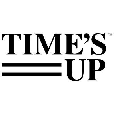 TIME'S UP - Resources for sexual harassment and knowing your rights.