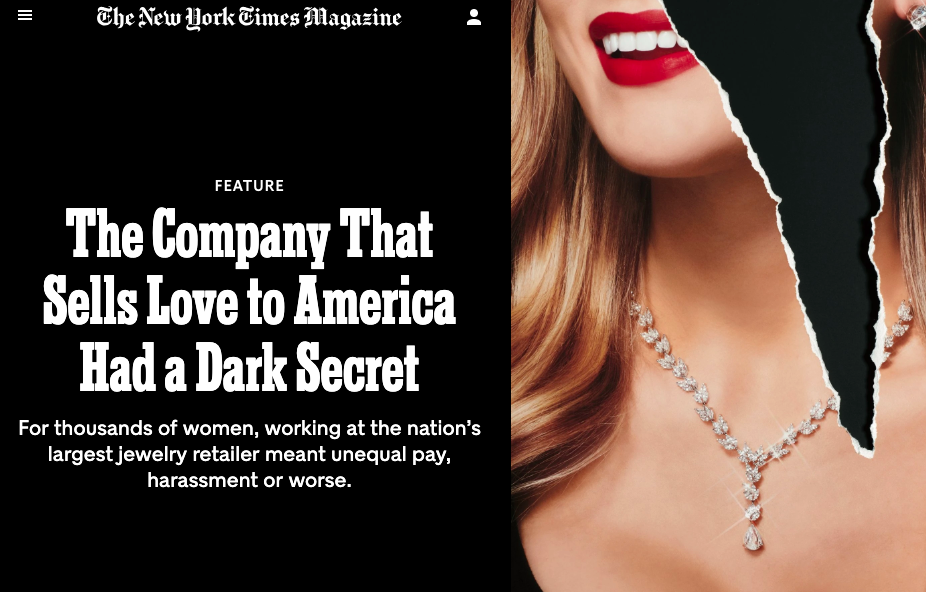 The New York Times - The Company That Sells Love to America Had a Dark Secret