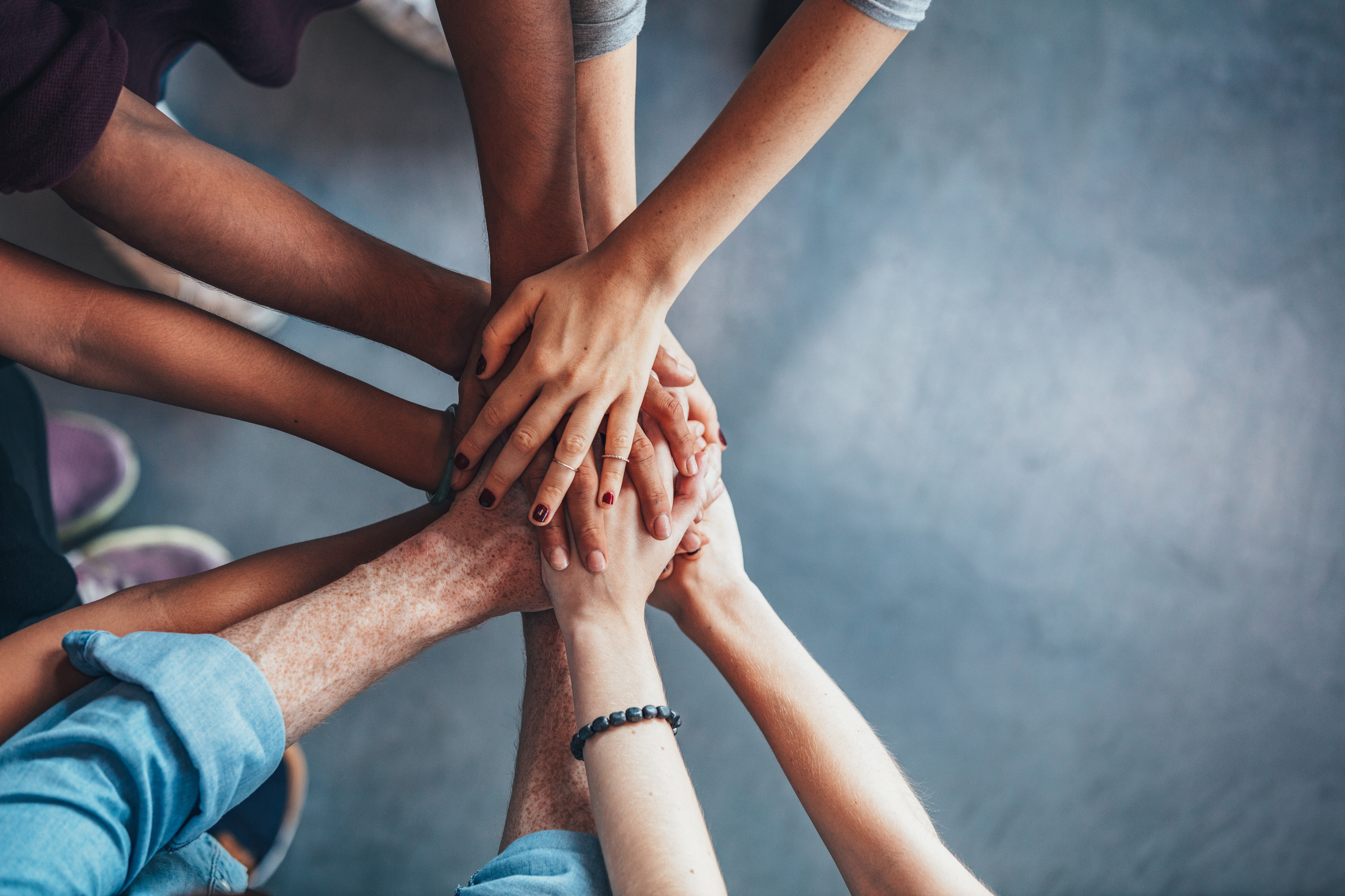 Create a thriving, supportive, harassment-free workplace, where everyone can bring their best selves. - Let's connect.