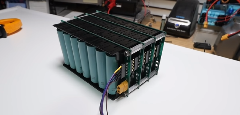 The Quick-Build Power Wall | Hackaday -