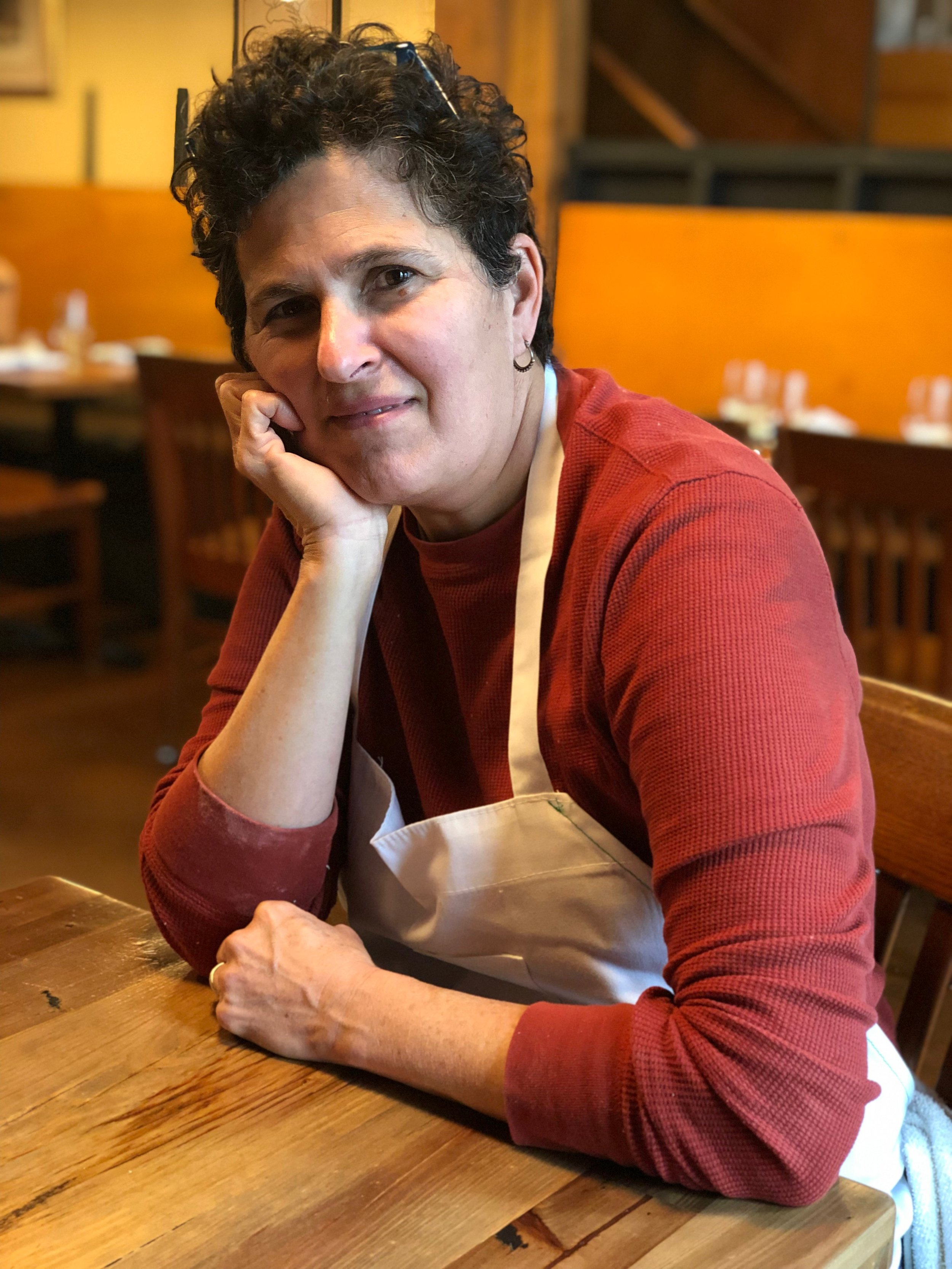 Margot McCormack is owner-chef of East Nashville's Margot Café & Bar and nearby Marché Artisan Foods.