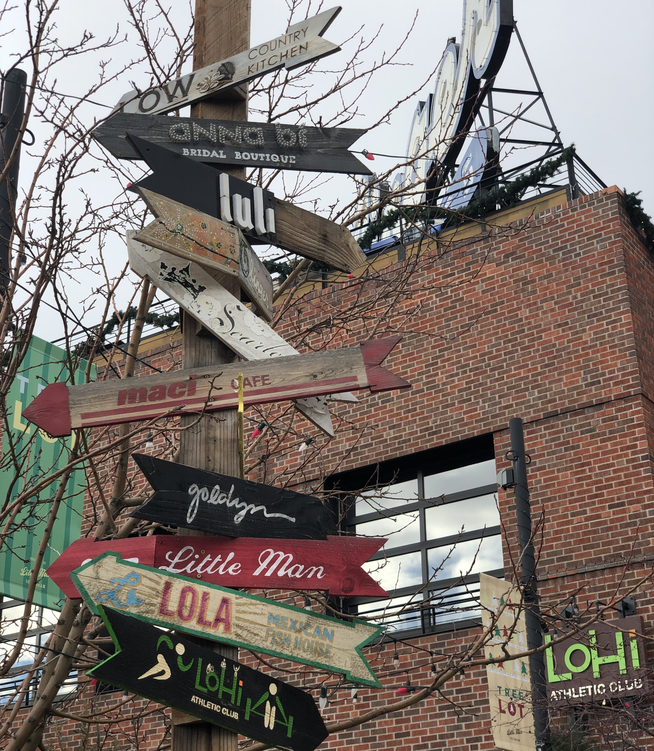 LoHi - Foodie places for foodie friends