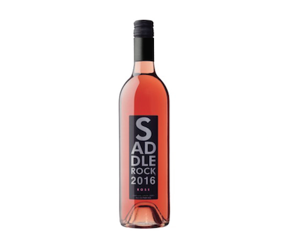 2016 Saddlerock Rose of Sangiovese- Sonoma County   Your summer romance! Dance through fields of strawberry, candied watermelon and Cherry blossom. This dry rose is perfect for warm summer nights or days at the beach. Best served with friends, this rose will create memories for a lifetime!