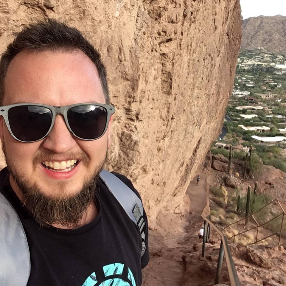 Jesse Clovis Roessler - Southern Transmasculine Alliance Chapter RepresentativePronouns: he/him/his