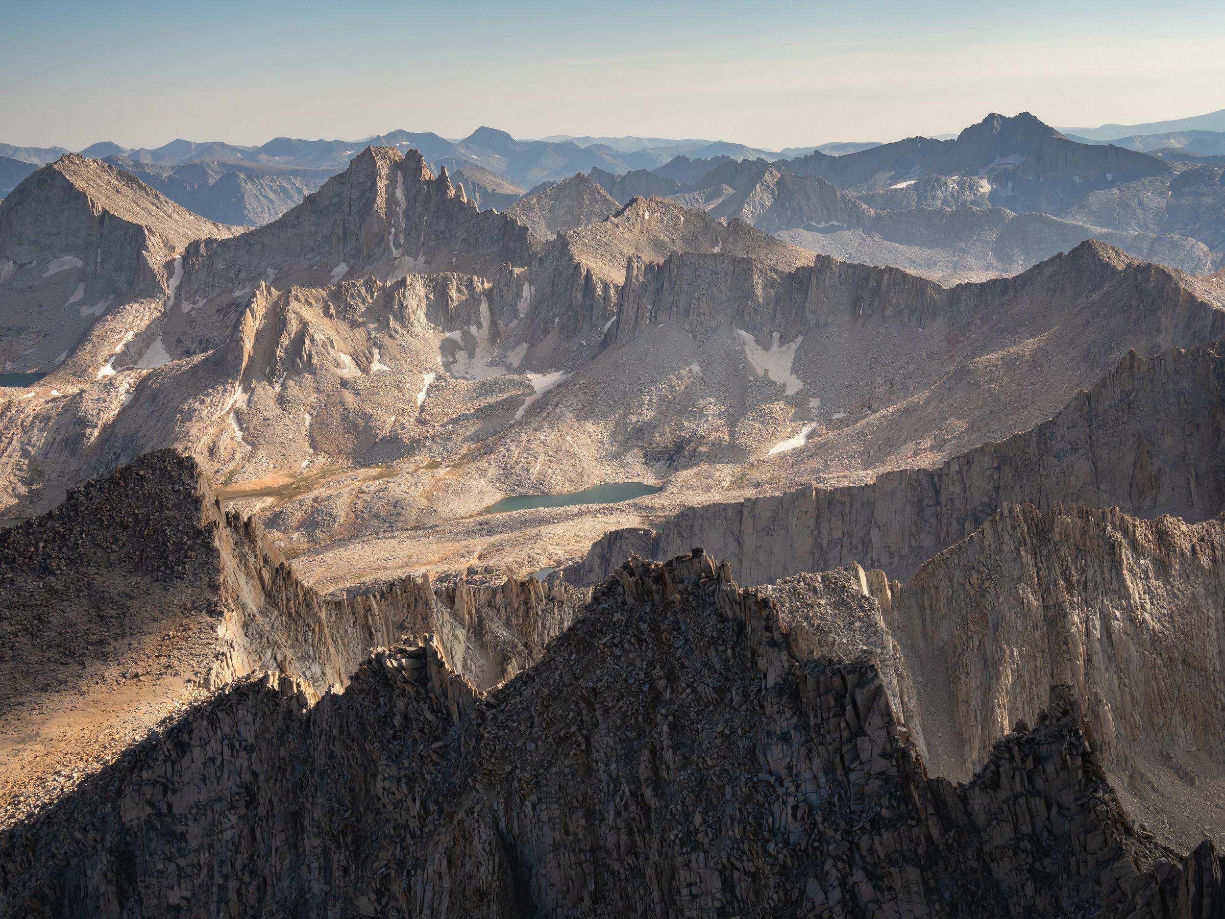 Alpine Cloud Break