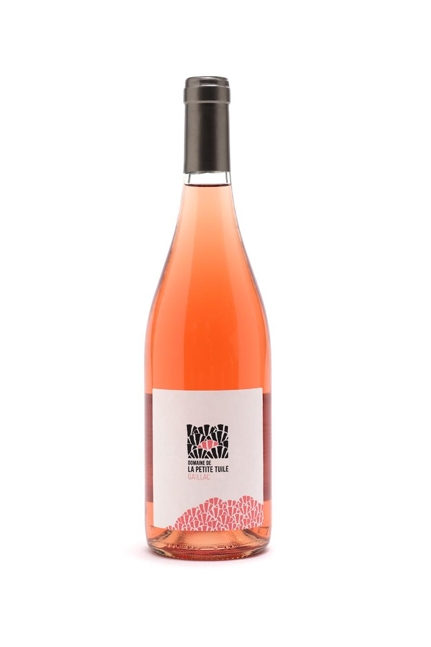 Petite TuileRosé AOP GAILLAC - Un rosé de Duras fruité, épicé et acidulé, qui accompagne aussi bien l'apéritif que les plats exotiques.