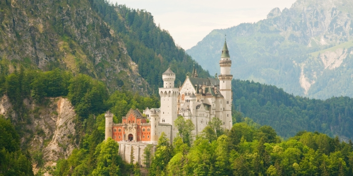 Visit a fairy tale castle with Adventures by Disney.