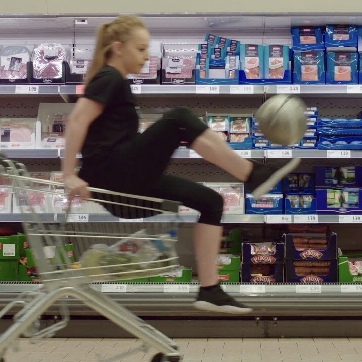 Lidl UK commercial