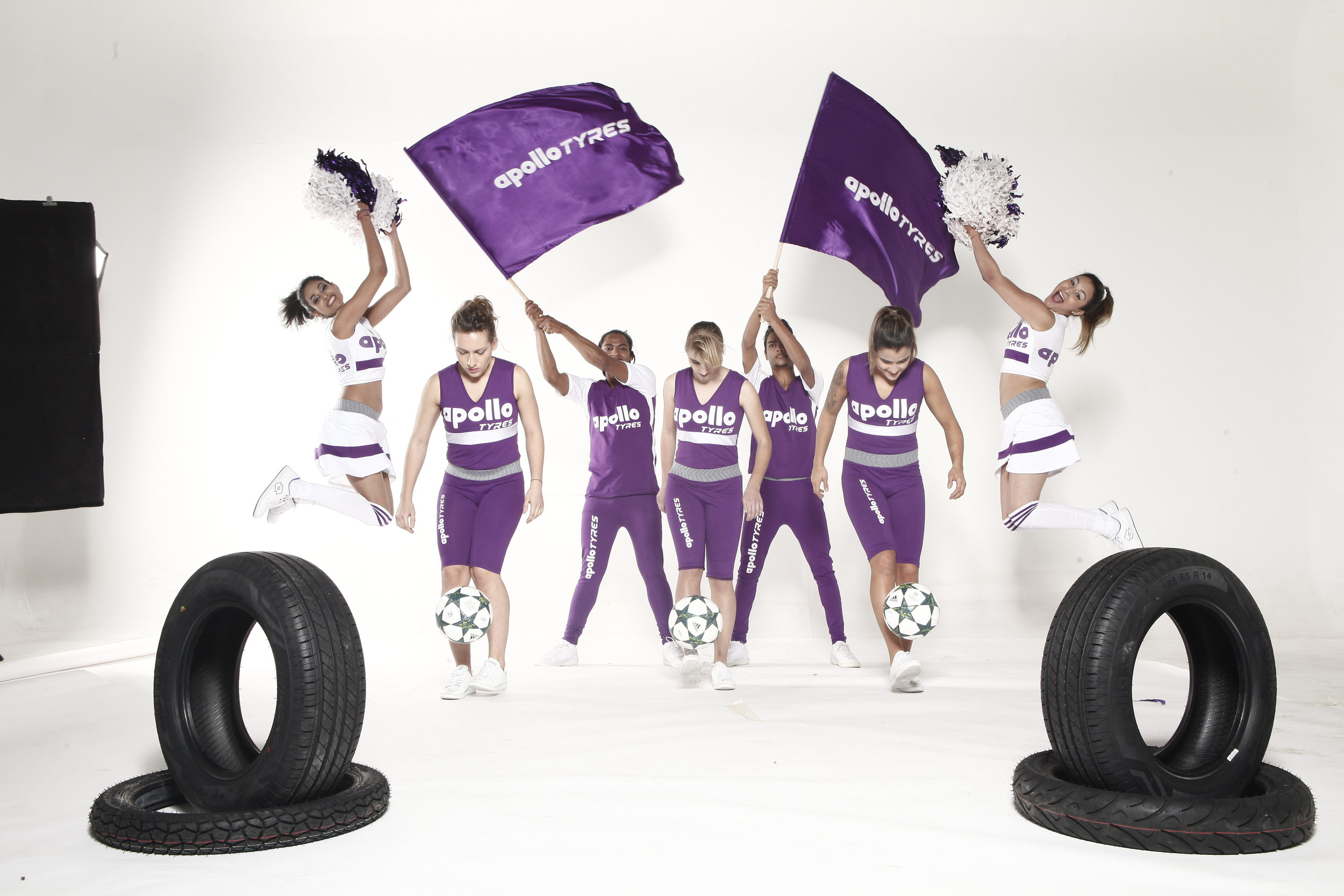 Apollo Tyres India Performing Tour