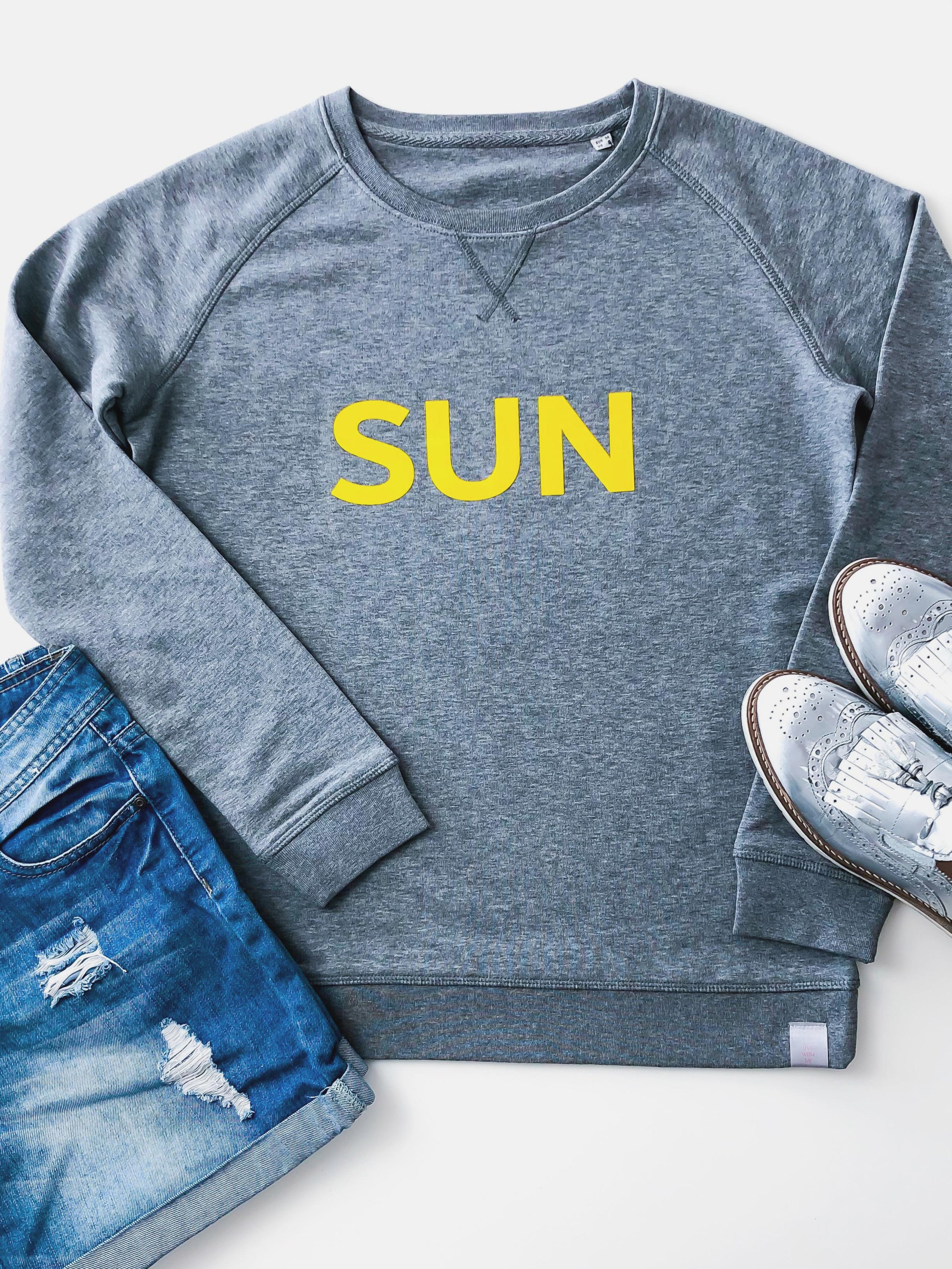 Setze ein STATEMENT - Mit unseren T-shirts und Sweatshirts in unterschiedlichen Styles!