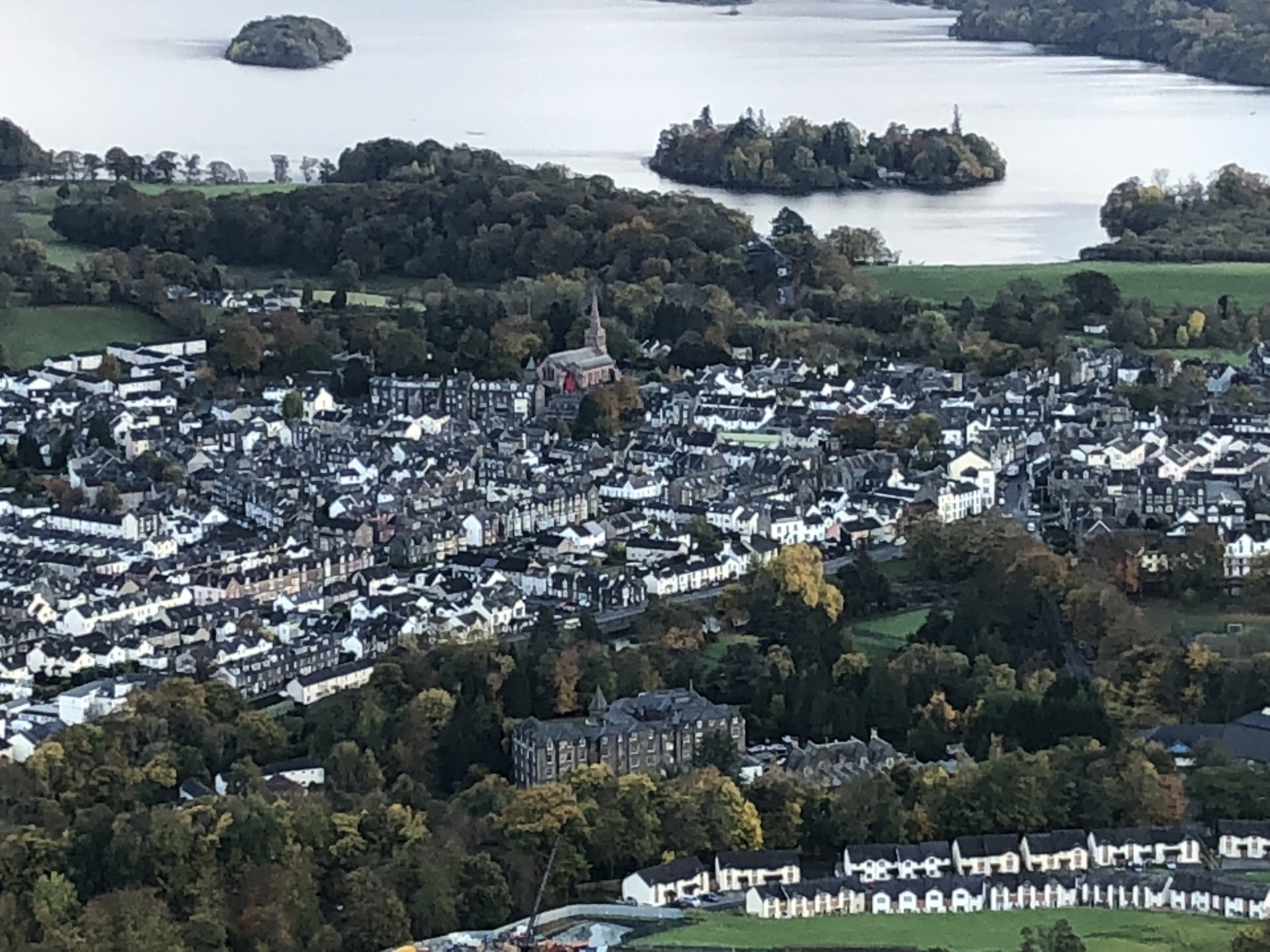 The Town of Keswick