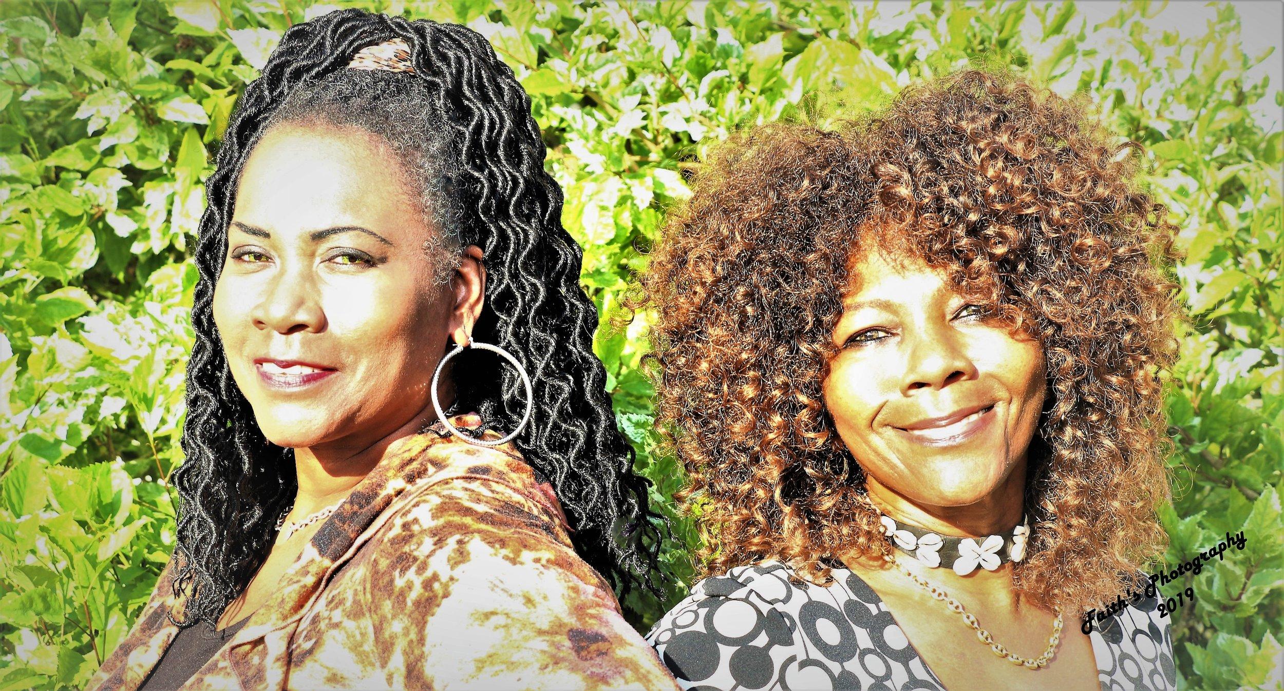 Sisters, Carmen Gill & Tangia Smikle
