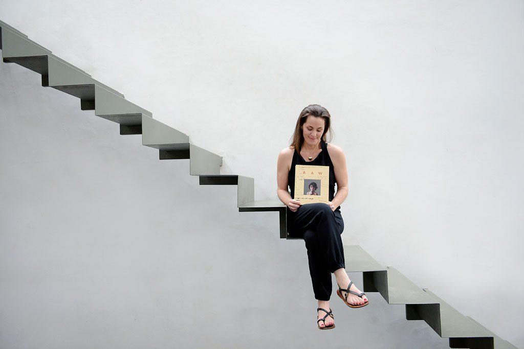 Vanessa van Houten (Photo credit: Sasha Muldya Natakusumah/ NOW! Jakarta)