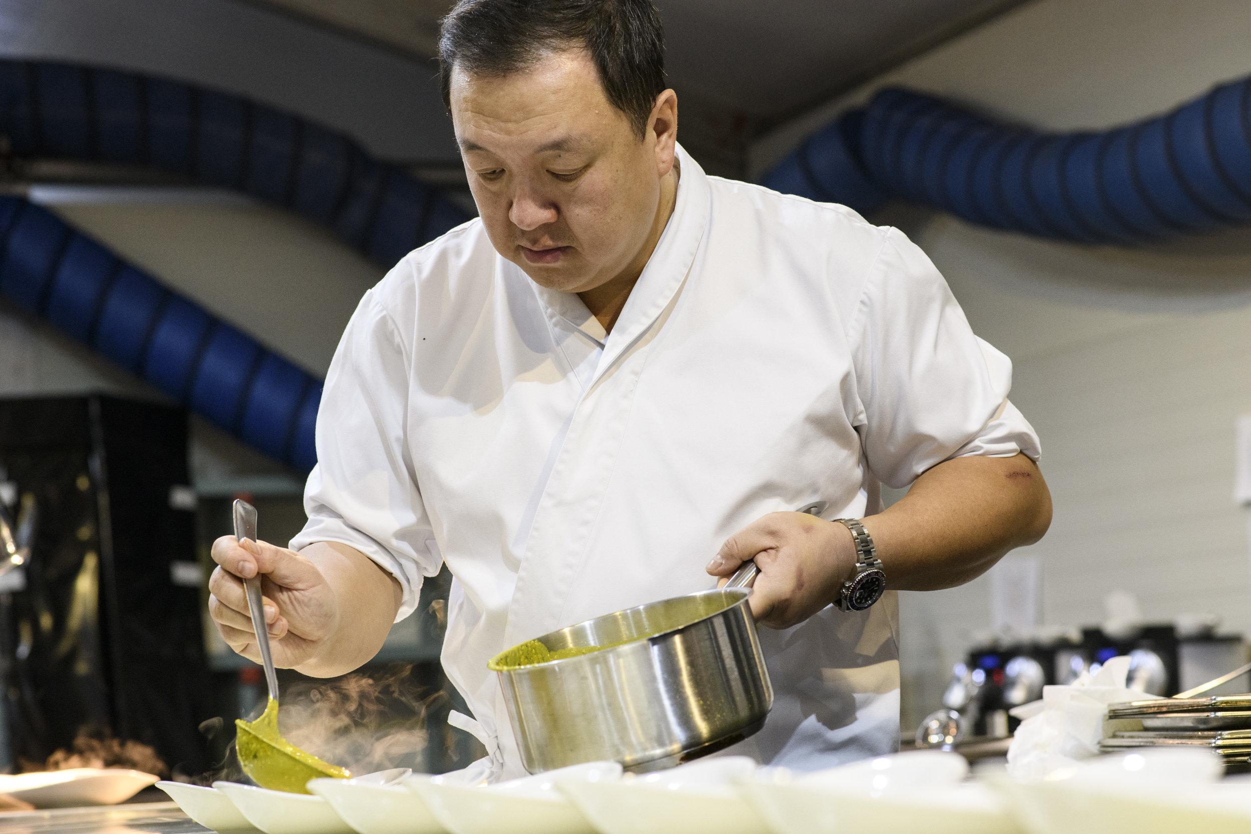 Chef The Duc Ngo. Photo courtesy of Berlinale/ Piero Chiusi
