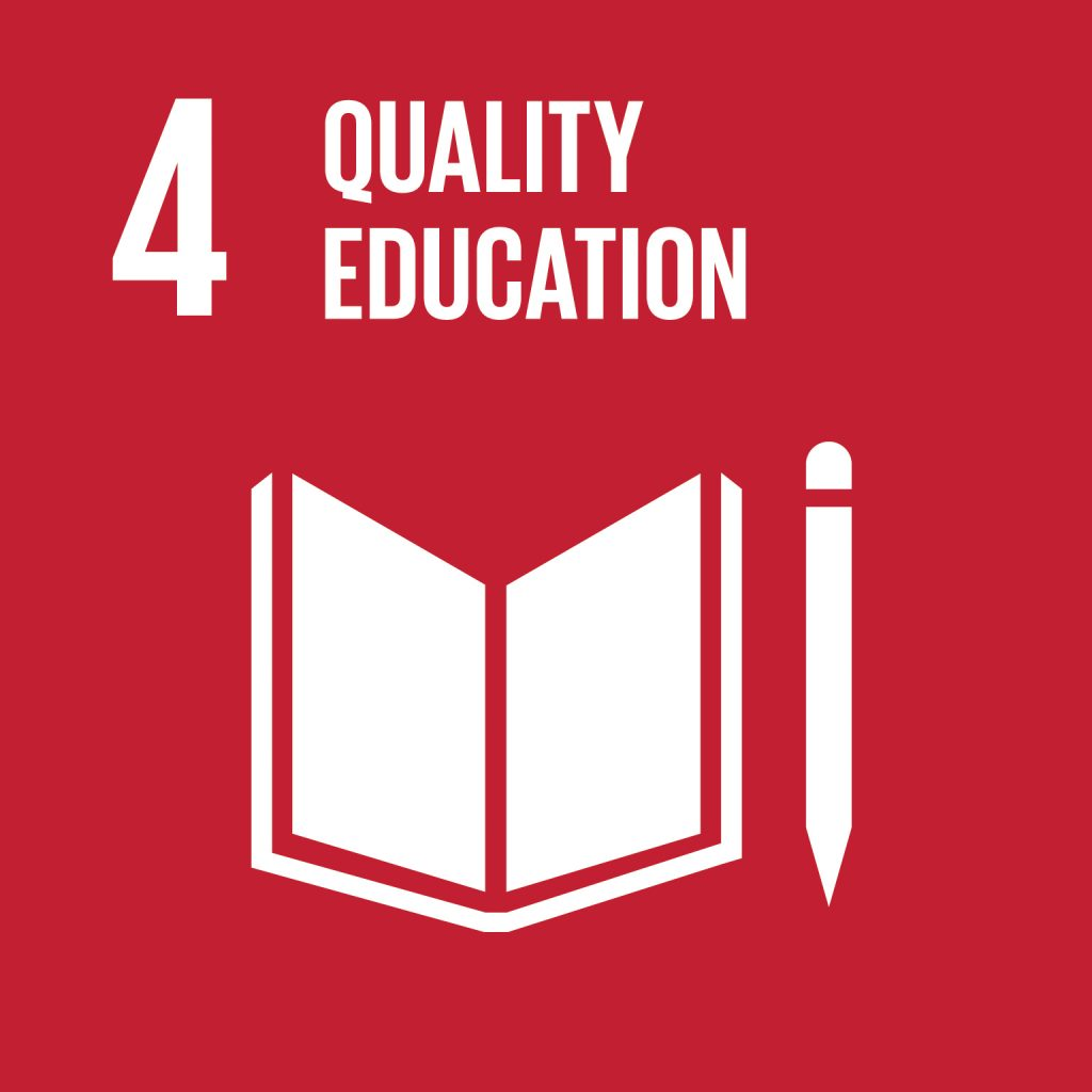 Quality Education  is the stepping stone for sustainable development and better lives. Educating people in the Creative Industries is a means to opportunities, talent stimulation, employment, and self-fulfillment.