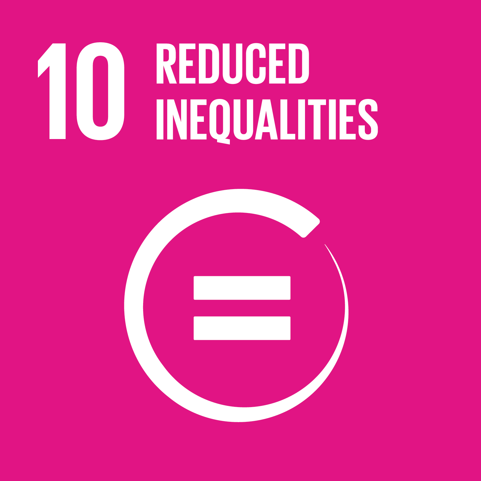 The richest 10% earns 40% of the total global income. Creating greater work opportunities for socio-economically disadvantaged groups, works towards  Reduced Inequalities  and is a proven path to social inclusion'