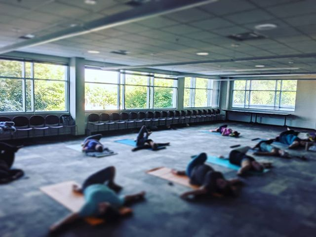 Thank you BCBS Healthy Together Willmar and Willmar Public Library for having us teach #yoga today! Can't wait to do it again next month. #kando #bcbs #willmaryoga