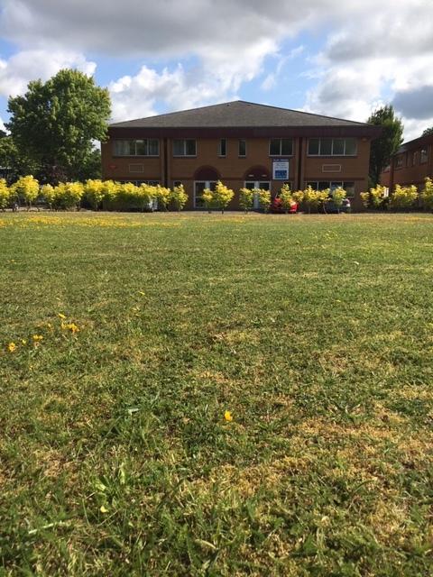 Breakthrough Learning office at Calleva Park, Aldermaston