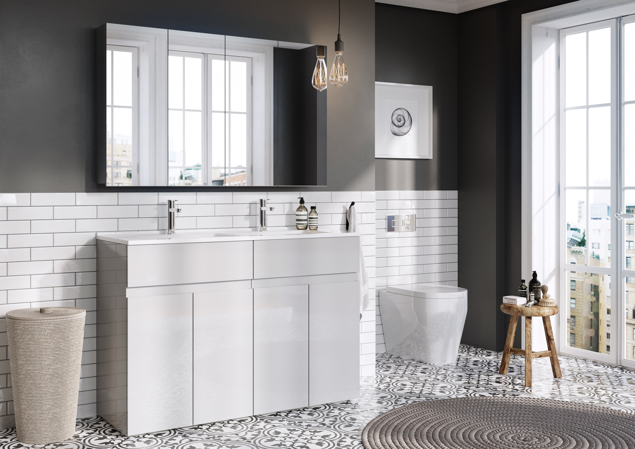 BRITTON - Britton Bathrooms offer comprehensive, modular ranges of beautifully designed contemporary bathroom products created by renowned international designer Tim Powell. Tim's intimate knowledge ensures both form and function is built into every product with the very best in engineering and performance.Visit the Britton Website